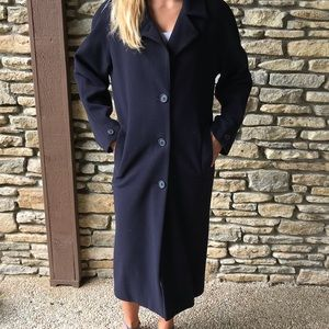 Bridge water long Pea Coat
